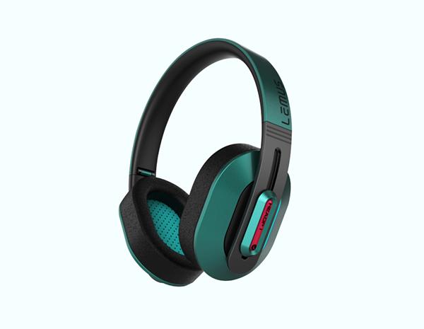 蓝牙5.0头戴折叠耳机